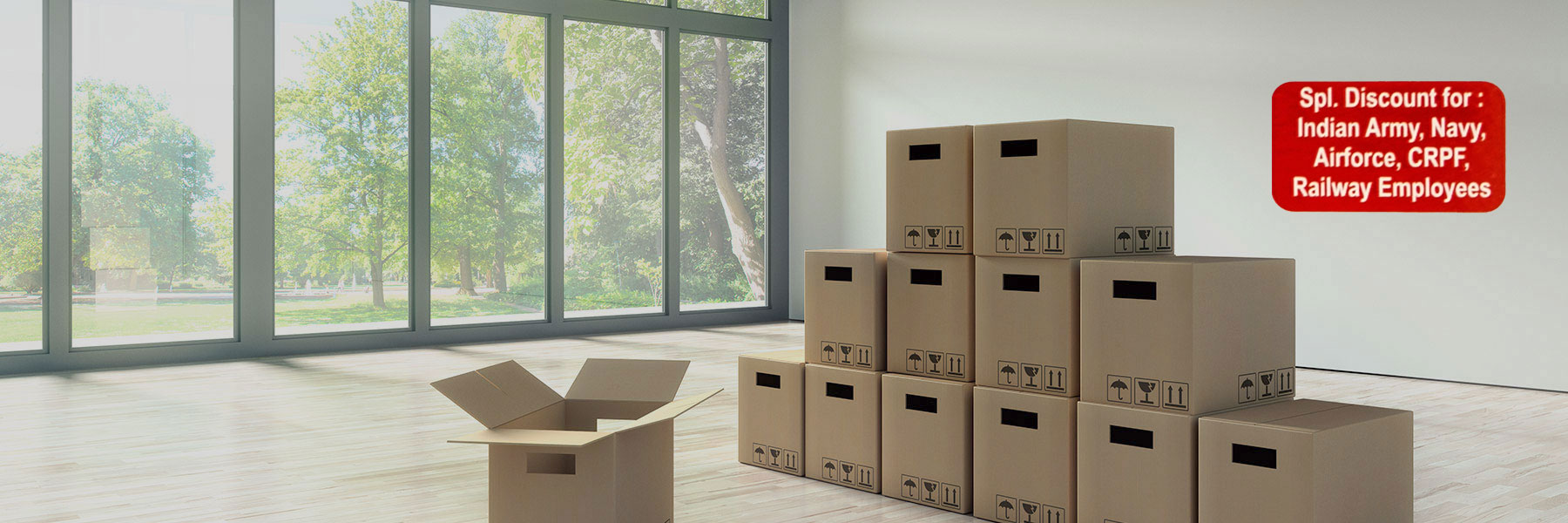 Domestic Home Packers Movers